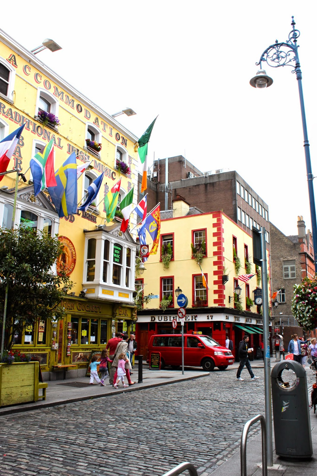 Dublin, Ireland | Part I