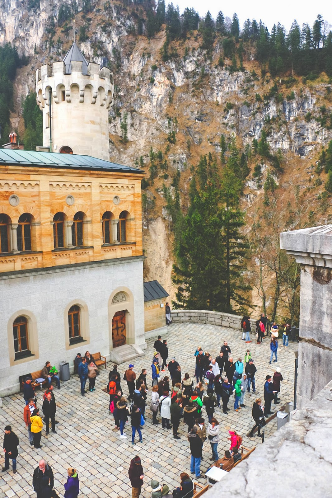 The Pros and Cons of Neuschwanstein Castle