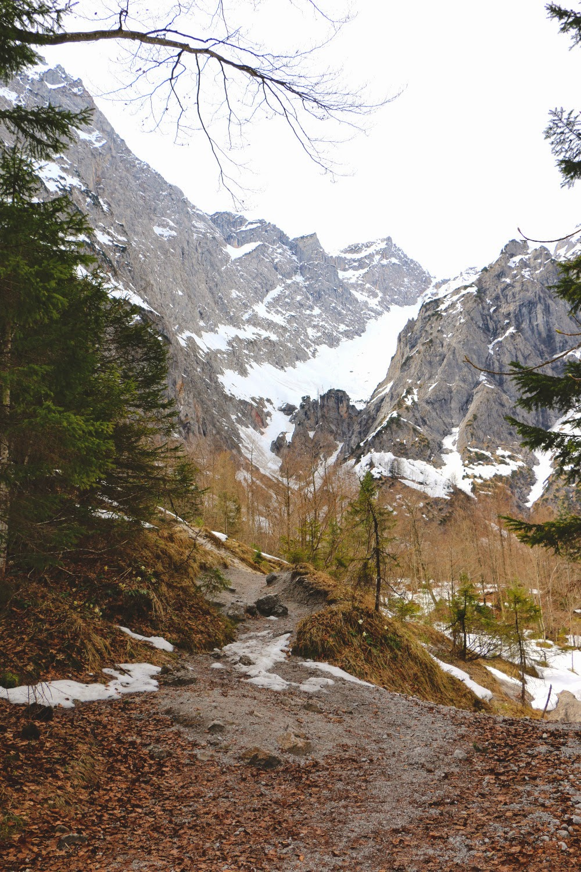 Hiking to the Eiskapelle // Berchtesgaden National Park