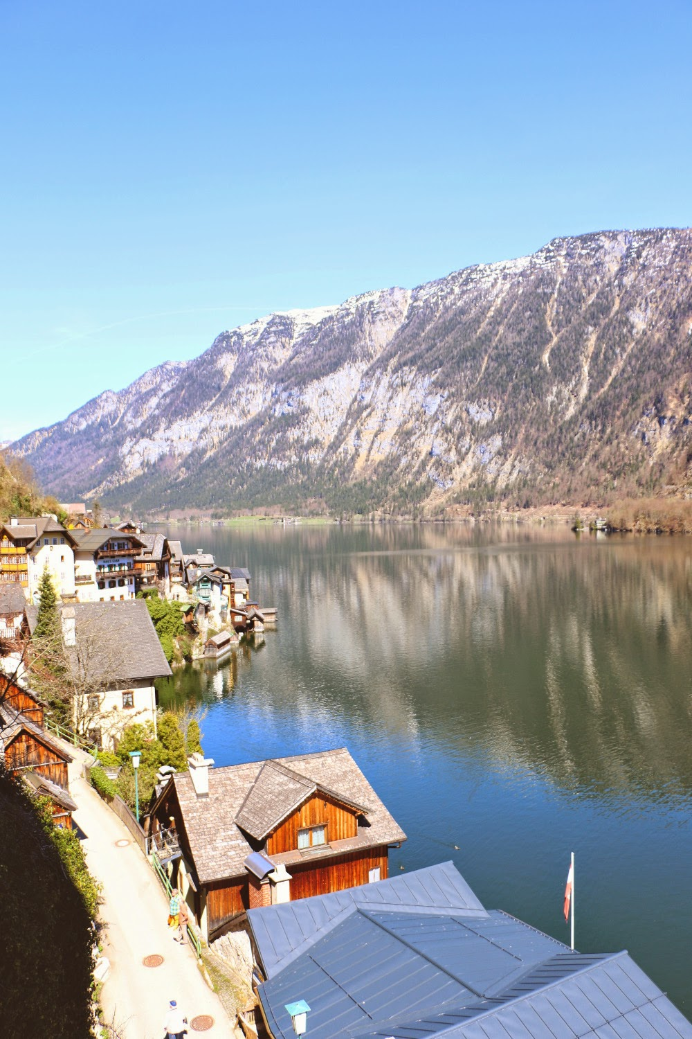 The Charming Town of Hallstatt, Austria