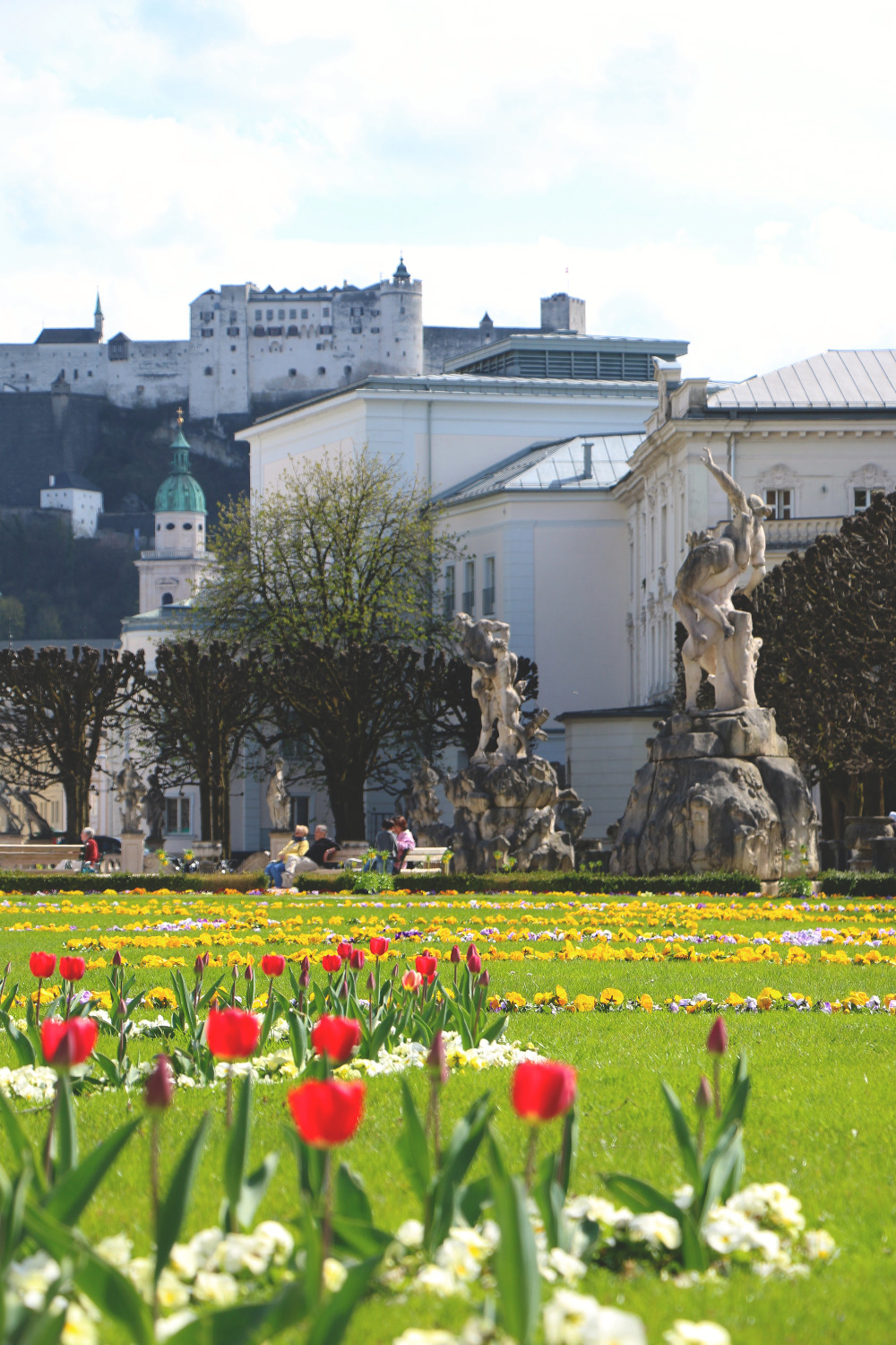 The Sound of Salzburg, Austria