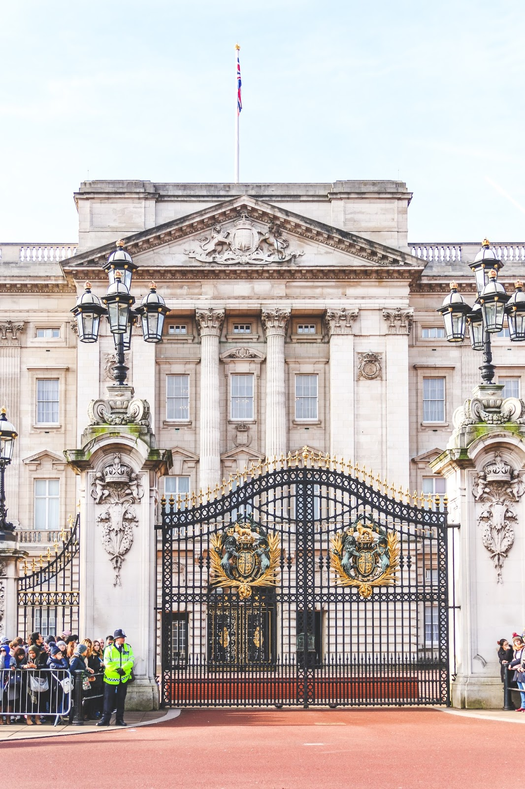 Changing of the Guard // Buckingham Palace