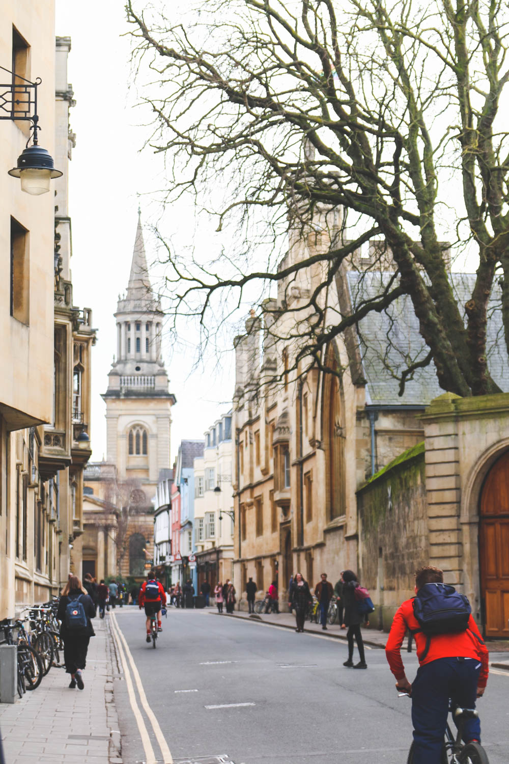 Photo Diary: Oxford, England