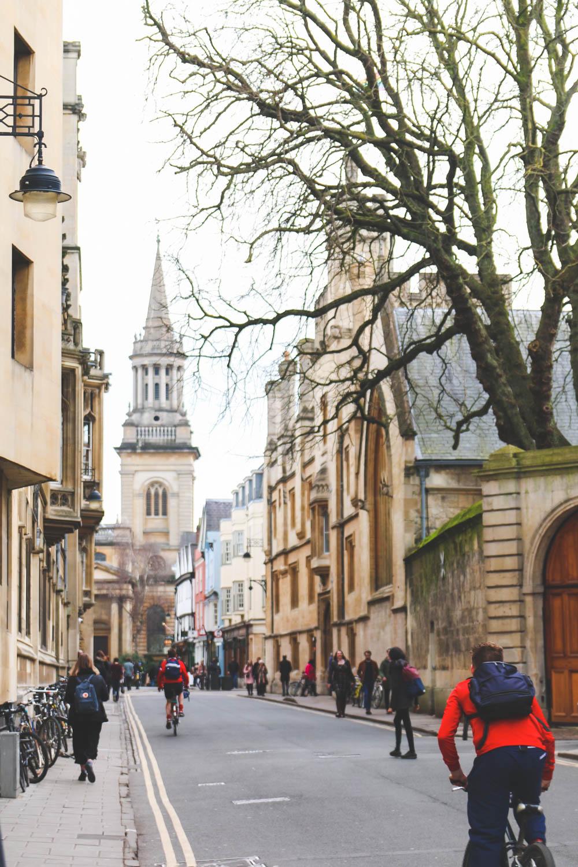 Photo Diary: Oxford, England
