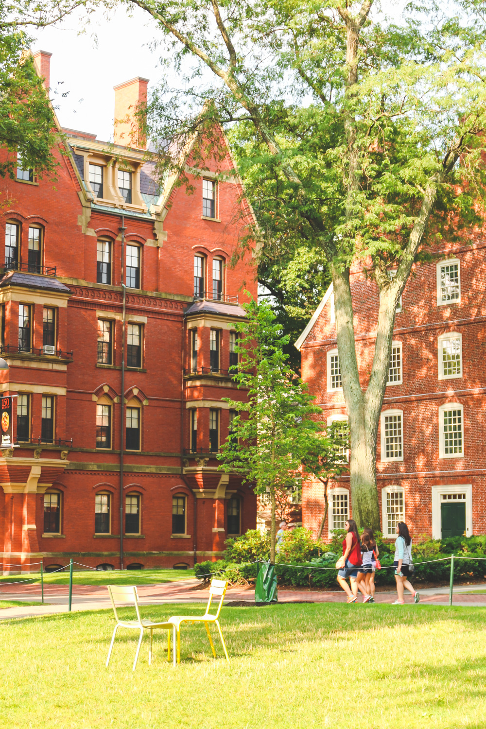 The Tale of Two Campuses: Harvard and MIT