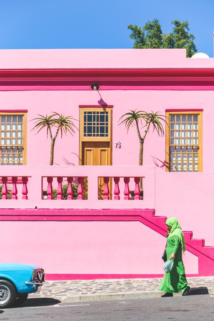 The Colorful Streets of Bo-Kaap // Cape Town, South Africa